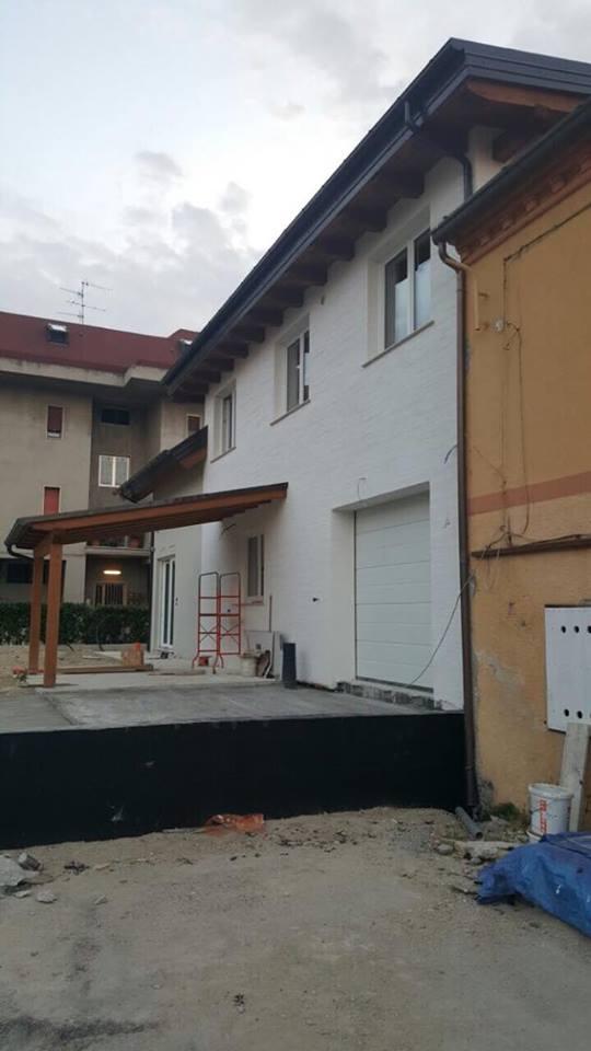 Krealegno case ampliamenti e tetti in legno for Preventivo casa prefabbricata chiavi mano